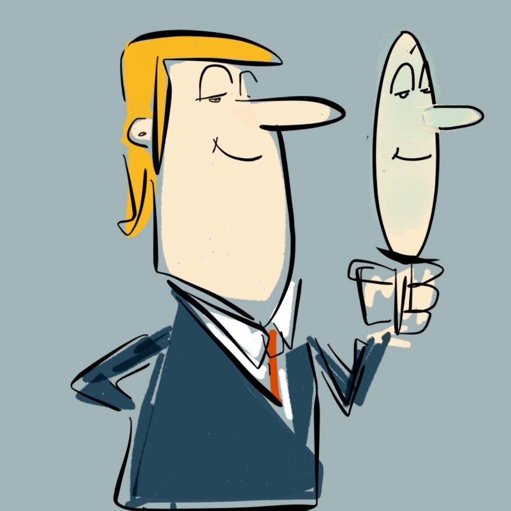 Is je baas een narcist?